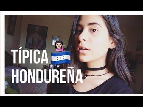 TIPICAS HONDUREÑAS