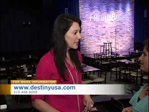 Destiny USA -- Funny Bone Comedy Club