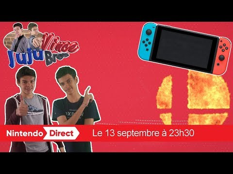 [FR] Nintendo Direct 14.09.2018 | Live Reaction (видео)