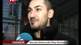 Gundogan Turkey  city photos : Borussia Dortmundlu İlkay Gündoğan'ın Hayali Türkiye'de Futbol Oynamak