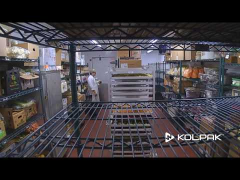 Zink Commercial Services: Kolpak Installation