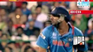 India vs Australia, World Cup 2011 Quarter-final: India Win Match by 5-wickets : Chak De Cricket