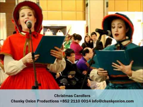 聖誕歡唱團
