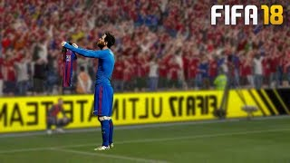 CAN WE SMASH 3,333 LIKES?Subscribe: http://goo.gl/Q17LMsFIFA 18 NEW FEATURESFIFA 18 GAMEPLAYFIFA 18 DEMO • 2nd Channel: https://goo.gl/8uCNMU • Twitter: https://goo.gl/IZbnv5 • Subscribe: http://goo.gl/Q17LMsThank you very much for watching!Take care!And thank you all for 348,8k subs!