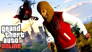 GTA 5 HUNT THE BEAST & CRIMINAL DAMAGES! GTA Online Freemode Events Update! (GTA 5 DLC)