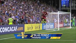 Panama vs United States 1-1 Full Match Highlights - Gold Cup 2015