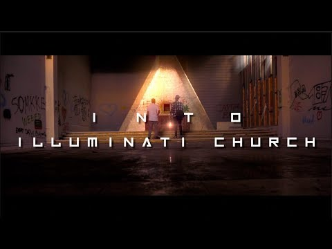 Abandoned Illuminati Church + The best lowlight camera Sony a7III | cinematic