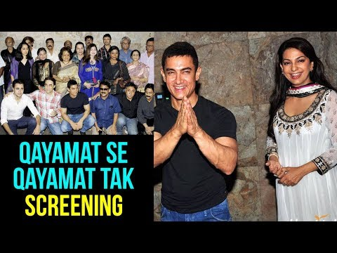 Qayamat Se Qayamat Tak 30 Years | Special Screenin