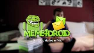 Video de Youtube de Meme4Droid