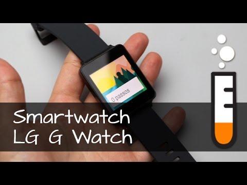Brasil - G Watch LG Smartwatch Preço e onde comprar: US$233 - Amazon - http://amzn.to/1tOxDCb ÍNDICE Design - 00:37 Tela - 03:24 Hardware, processamento e armazenamento - 05:20 Sistema - 06:34 Aplicativ...