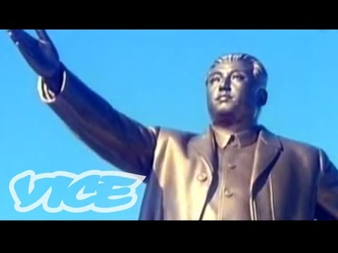 Part - Shane visits the North Korean side of the De-militarized Zone (DMZ) and surprisingly finds that it's more relaxed than the South however the propaganda and i...