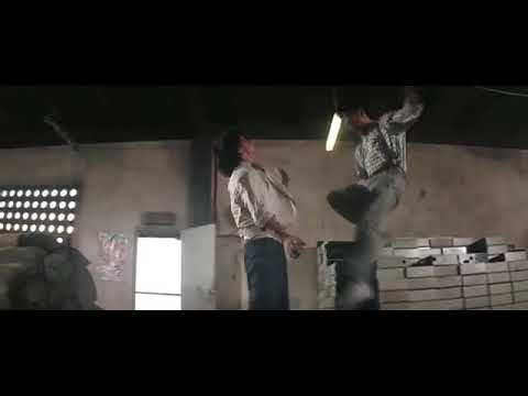Jackie Chan Fight With Phsycho Bomber | Police Story 2 1988 | HD Video Clip