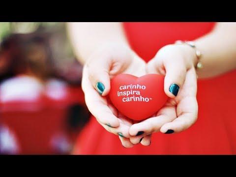 Mensagem de carinho para alguém especial