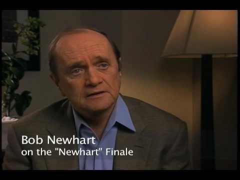 Bob Newhart On The Newhart Finale