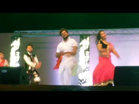Video Laga ke fair lovely kajal raghwani with Khesari Lal Yadav bhojpuri muqabala doha qatar 17 March 2017 download in MP3, 3GP, MP4, WEBM, AVI, FLV January 2017
