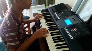 Bila Kulihat Bintang Gemerlapan (Keyboard by : Iyola Manurung)