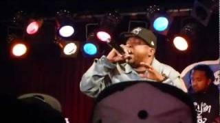 Phife Dawg - His Name Is Mutty Ranks (1080p HD) - Live at BB King's in NYC 2/23/12