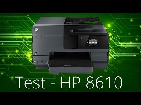 Bester Drucker aller Zeiten! - HP OfficeJet Pro 8610 TEST