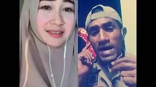 Satpol asal Kaimana Papua Barat, duet Se Paleng Bae
