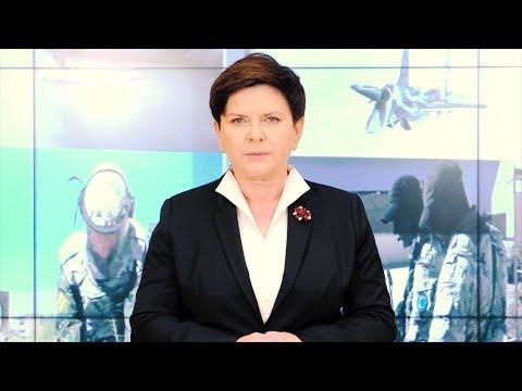 Życzenia premier Beaty Szydło z okazji Dnia Weterana