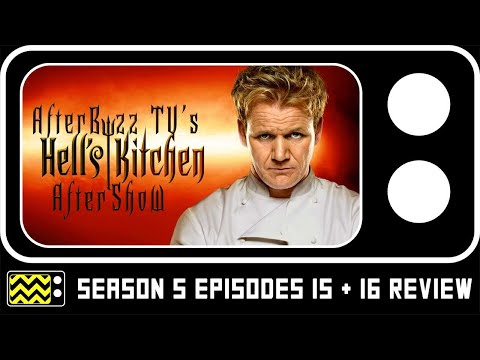 Hell's Kitchen Season 17 Episodes 15 & 16 Review w/ Manda Palomino & Michelle Tribble
