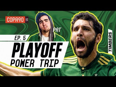 Video: Tattoos, Food Carts & Timbers Army: Keeping it Weird in Portland | COPA90 Playoff Power Trip Ep. 5