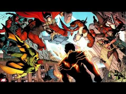 AVENGERS VS X-MEN RAUND # 8 (ESPAÑOL)