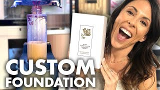We Made Our Own Custom Foundation! (Beauty Trippin) by Clevver Style