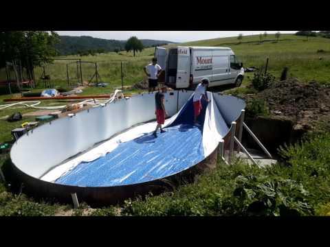 Mountfield Azuro Vario V7 | montaz | timelapse (видео)