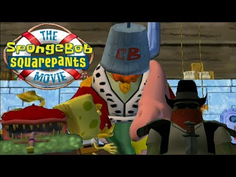 bosses - The video is a compilation of all bosses from The SpongeBob SquarePants Movie. This was played on a Game Cube List Frog Fish: 0:00 Dennis: 3:13 Deformed Denn...