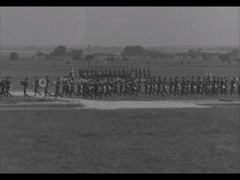 Deutsch-französische Freundschaft: Binationale Truppenparade, Großer Zapfenstreich uvm. (1962)