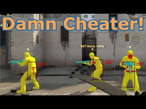 CS GO - E69 Damn Cheater!