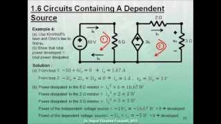 Electric Circuits - Electrical Engineering Fundamentals - Lecture 1