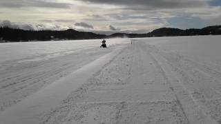 6. Ski-doo renegade 1200 top speed lac trois saumons