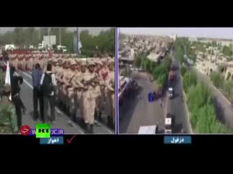 "Video - Ιράν: Ο Χαμενεί κατηγορεί για το τρομοκρατικό χτύπημα ""συμμάχους των ΗΠΑ"""