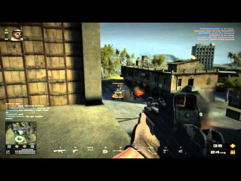 Battlefield Play4Free - I Need Ammo!?!?!