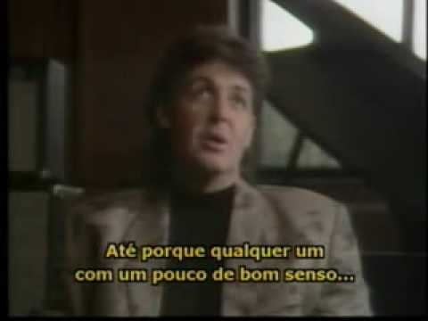 Vídeo da semana: Paul McCartney - How Many People