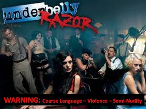 "UNDERBELLY: RAZOR, EPISODE 3 -(MATURE AUDIENCE 18+)  ""CAT AMONGST THE PIGEONS"""