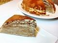 БЛИНЫ. Блинный Торт ТИРАМИСУ. Нежный, тает во рту!  МАСЛЕНИЦА,   Tiramisu Crepes -Cake/