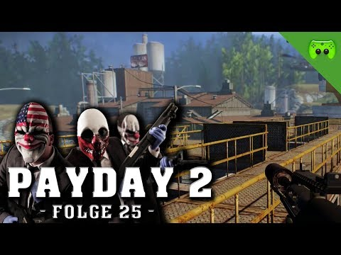 PayDay 2 # 25 - One Last Try «» Let's Play Together PayDay 2 COOP | HD