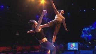 Ellos Encontraron El Amor En El Circo - Despierta América