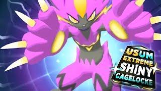 The Most POWERFUL SHINY POKEMON Ever!? Pokemon Extreme Shiny CageLocke! by aDrive