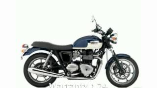 10. 2012 Triumph Bonneville Base Walkaround