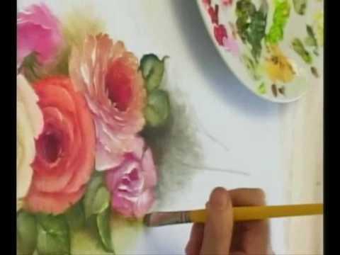Pintando Flores com Bia Moreira 3