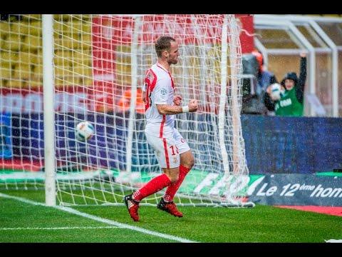 BORD TERRAIN : les 4 buts contre Lorient ! - AS MONACO