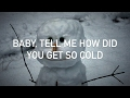 Maroon 5 - Cold (without Future, with lyrics)
