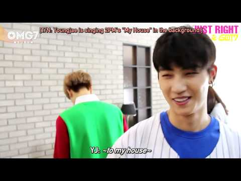 Video [ENG SUB] 150710 GOT7 Just Right Live Party Behind The Scenes download in MP3, 3GP, MP4, WEBM, AVI, FLV January 2017