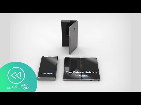 Frases inteligentes - El plegable de Samsung tiene nuevo concepto  El Recuento
