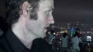 """I was short on time and money in Hong Kong but one """"must did"""" was Victoria Peak in Hong Kong. Imagine the big-assed shopping..."""