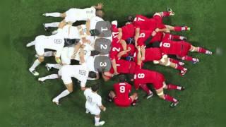 En Rugby al Tablero conoceremos el Scrum una acción de reinicio de juego Noticias  TeleMedellin